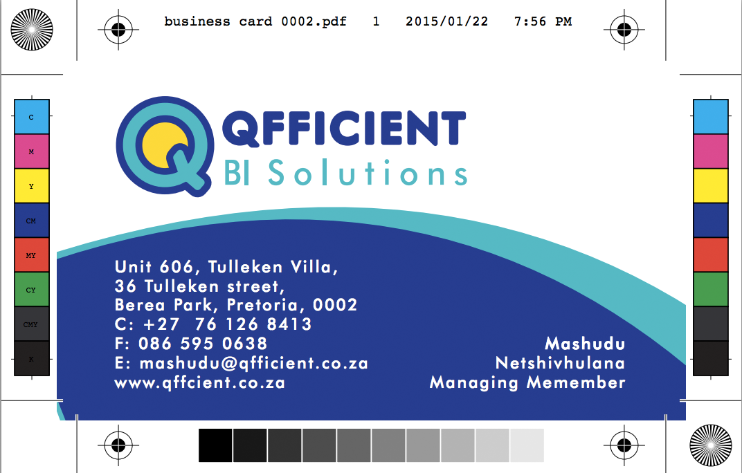Qfficient BI Solutions Logo