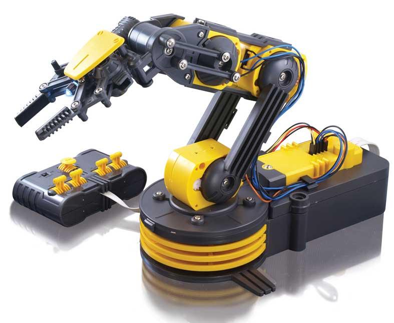 Robotics Crain