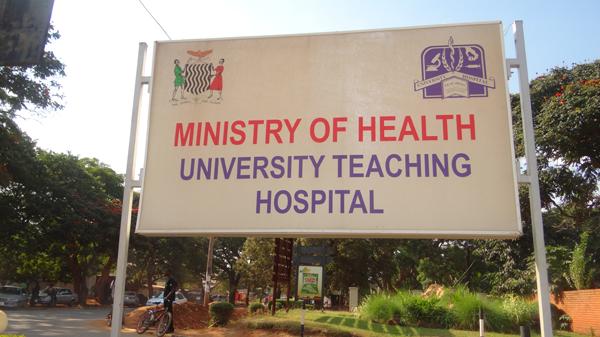 Zambia, University Teaching Hospital